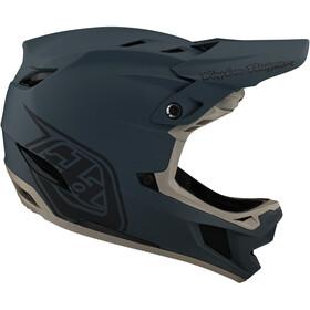 Troy Lee Designs D4 Composite Helmet, gris